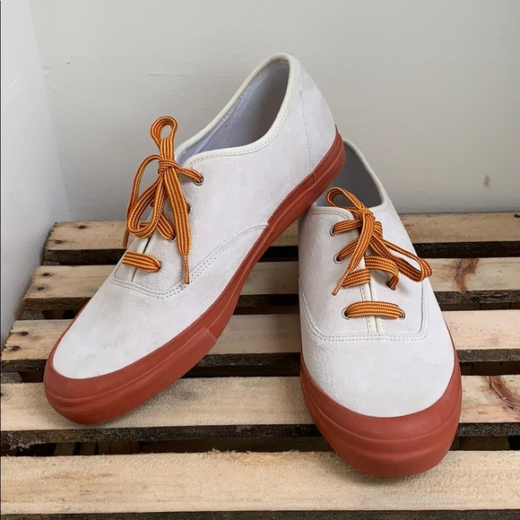 Keds Other - Mark Mcnairy for Keds Cream Tennis Shoes